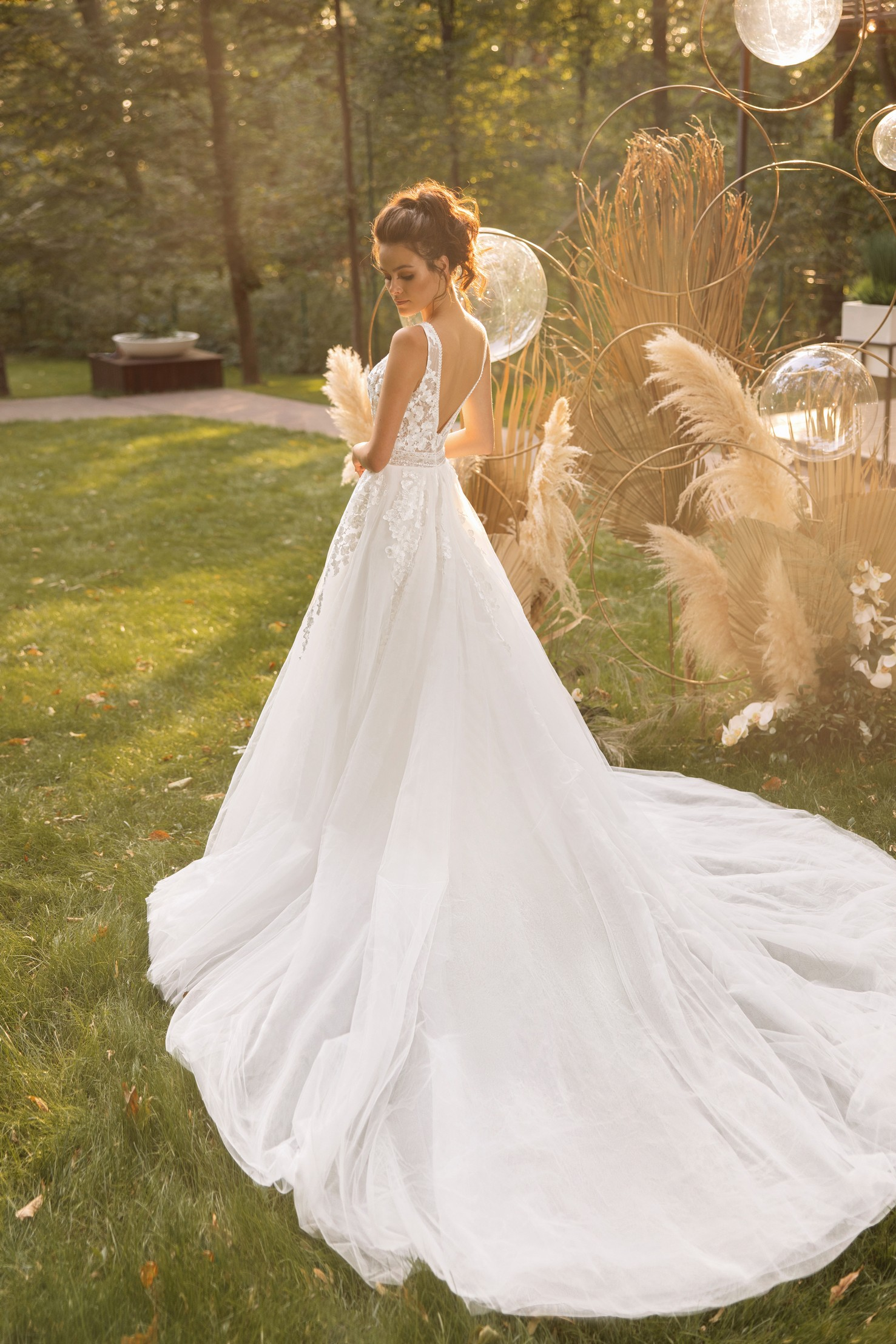 classic and modern off the shoulder ball gown by collection victoria soprano_4